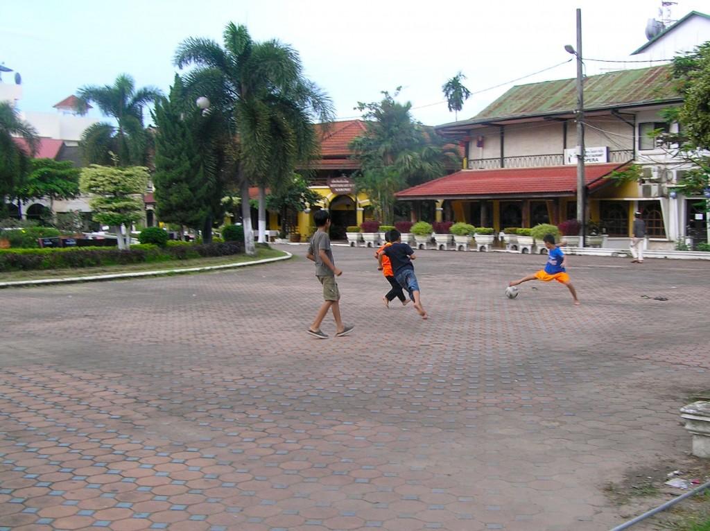 Nam Phou Square