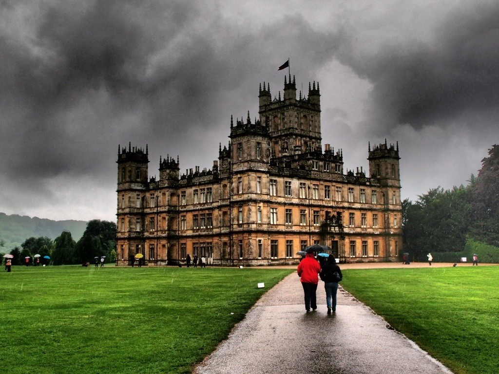 Highclere Castle Wallpaper Highclere Castle Aka Downton