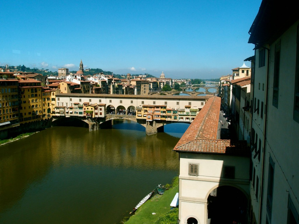 Ponte Vecchio and the Vasari Corridor