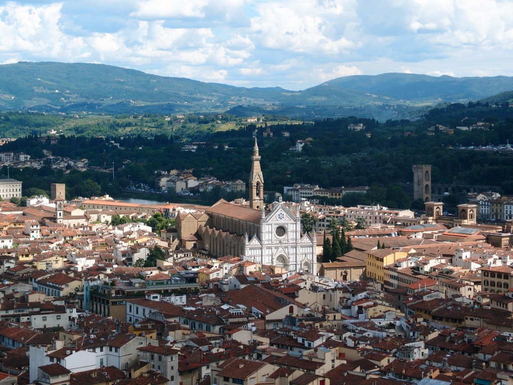 Santa Maria del Croce, Florence