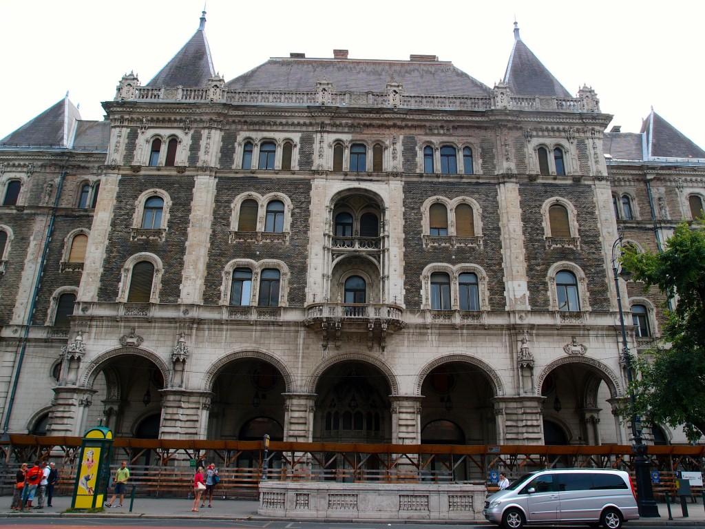 Dreschler Palace, Budapest