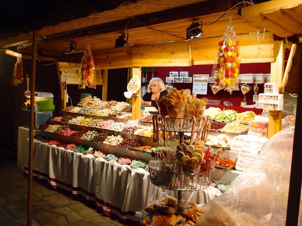 Karoly markets, Budapest
