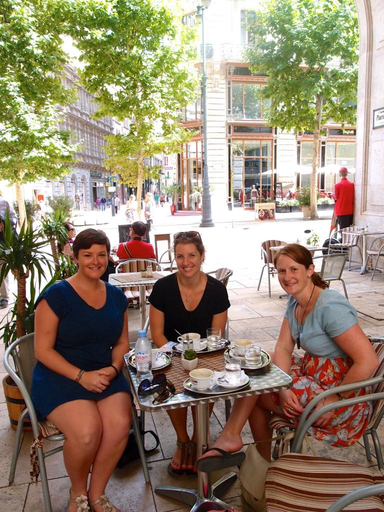 Coffee, Vaci St, Budapest