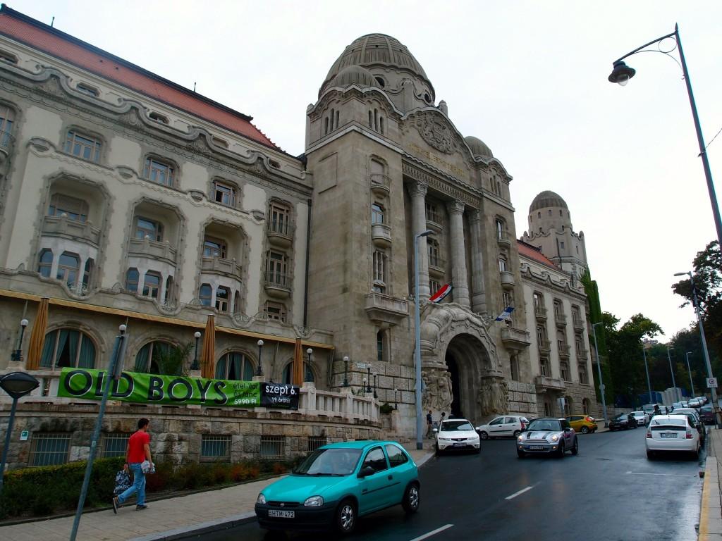 Gellert Hotel & Spa, Budapest