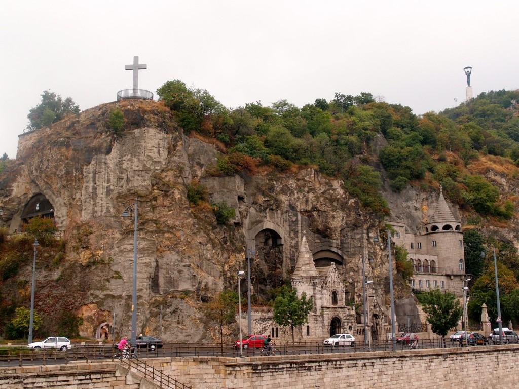 Gellert Hill Cave Chapel, Budapest