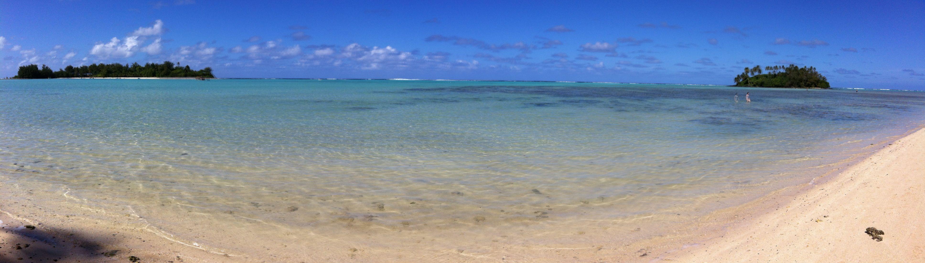 Muri Lagoon, Cook Islands