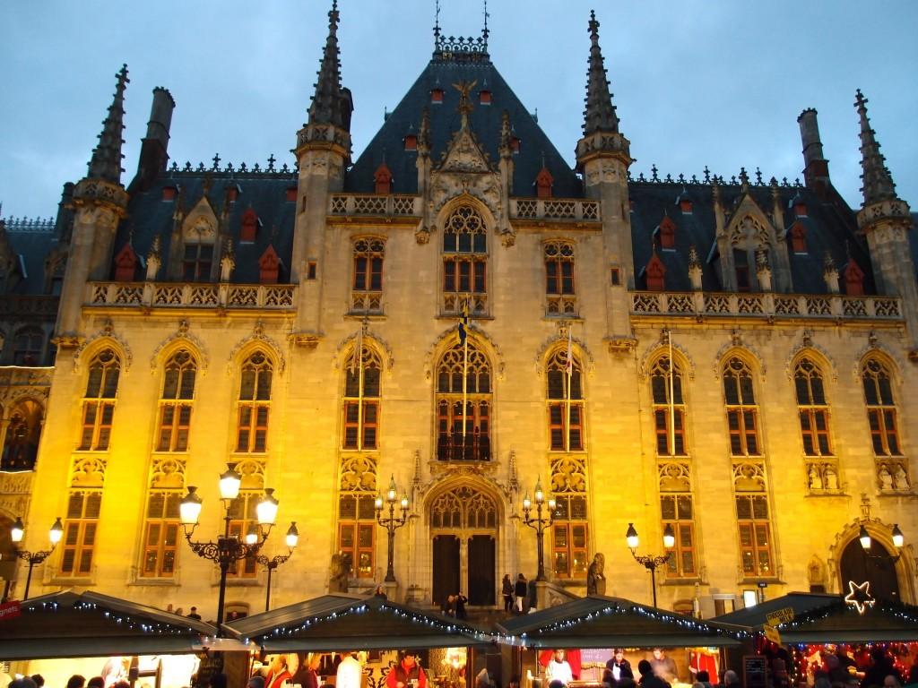 Bruges Christmas Markets, Belgium