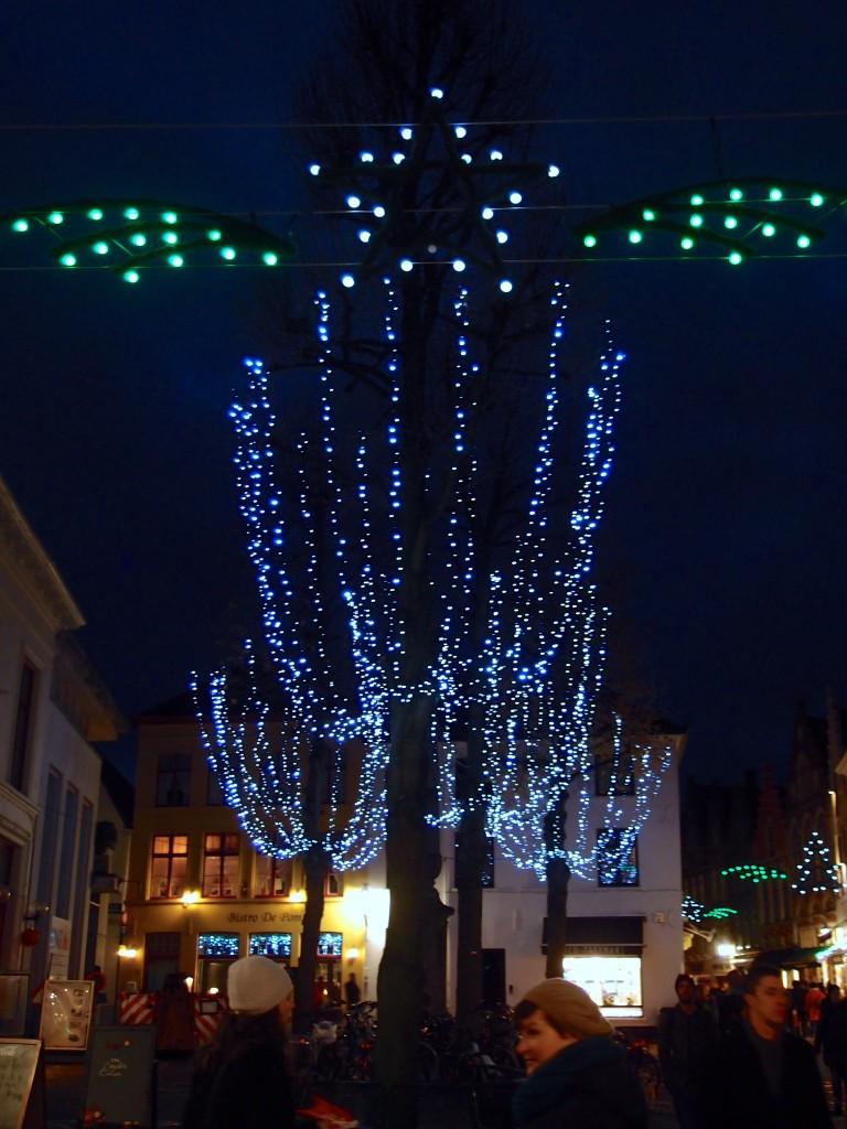 St Niklaus Street, Bruges, Belgium