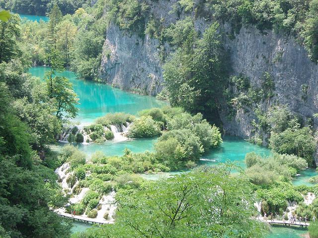 Plitvice Lakes NP by Muntypix