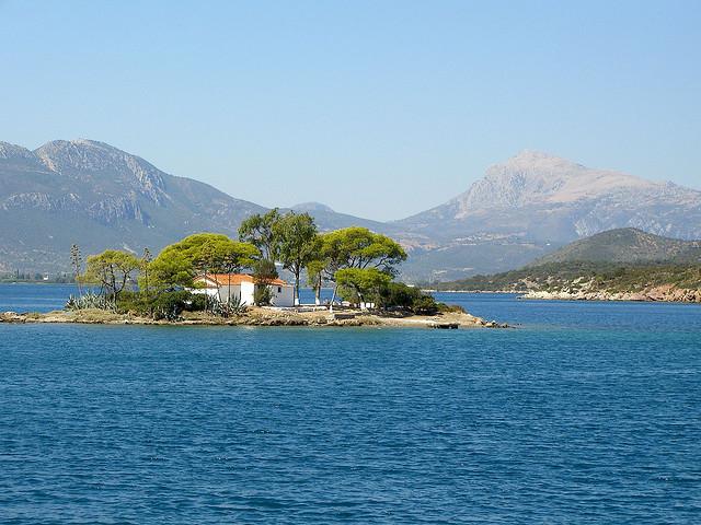 Greek Islands by Deanna Keahey