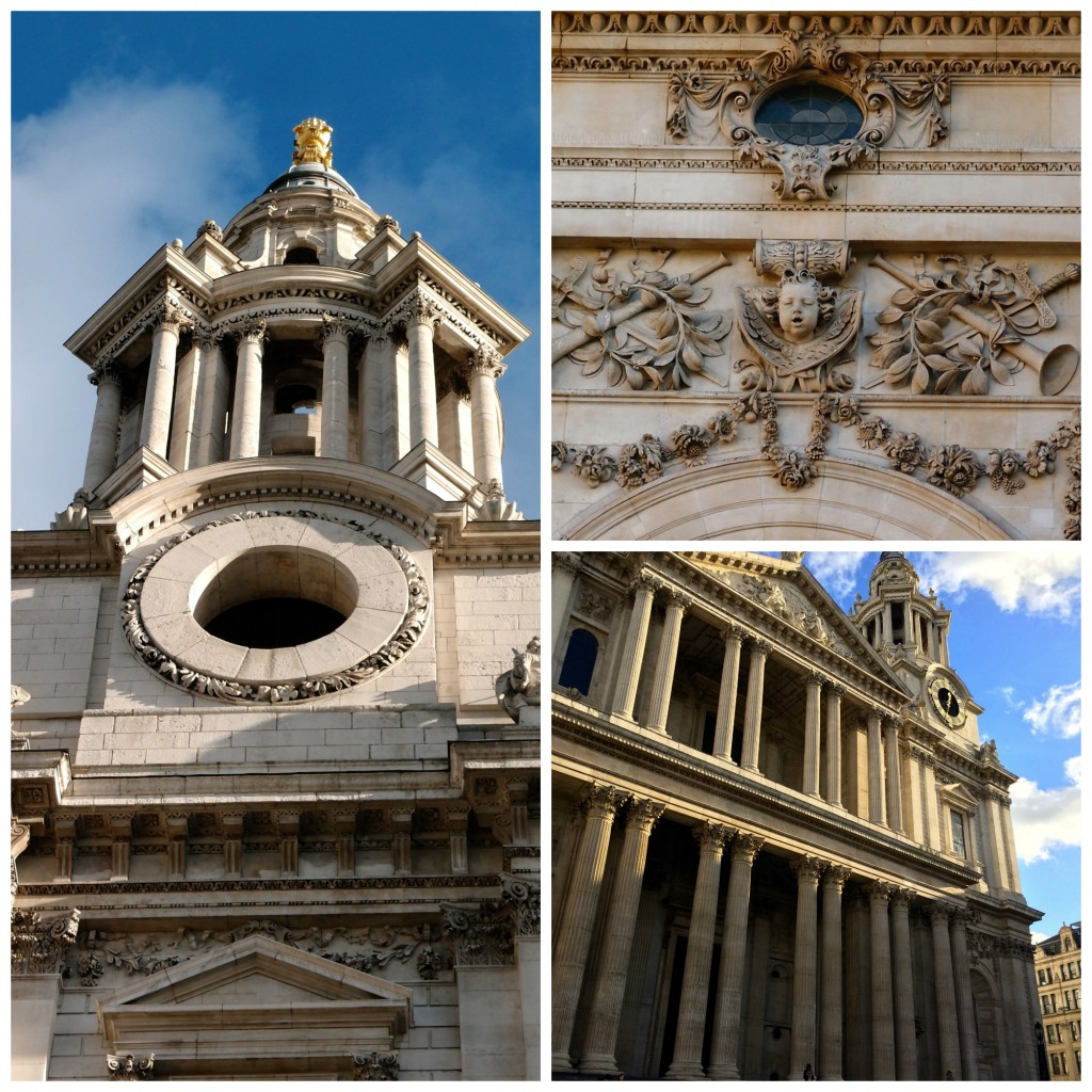 St Paul's Cathedral, London - Two Feet, One World