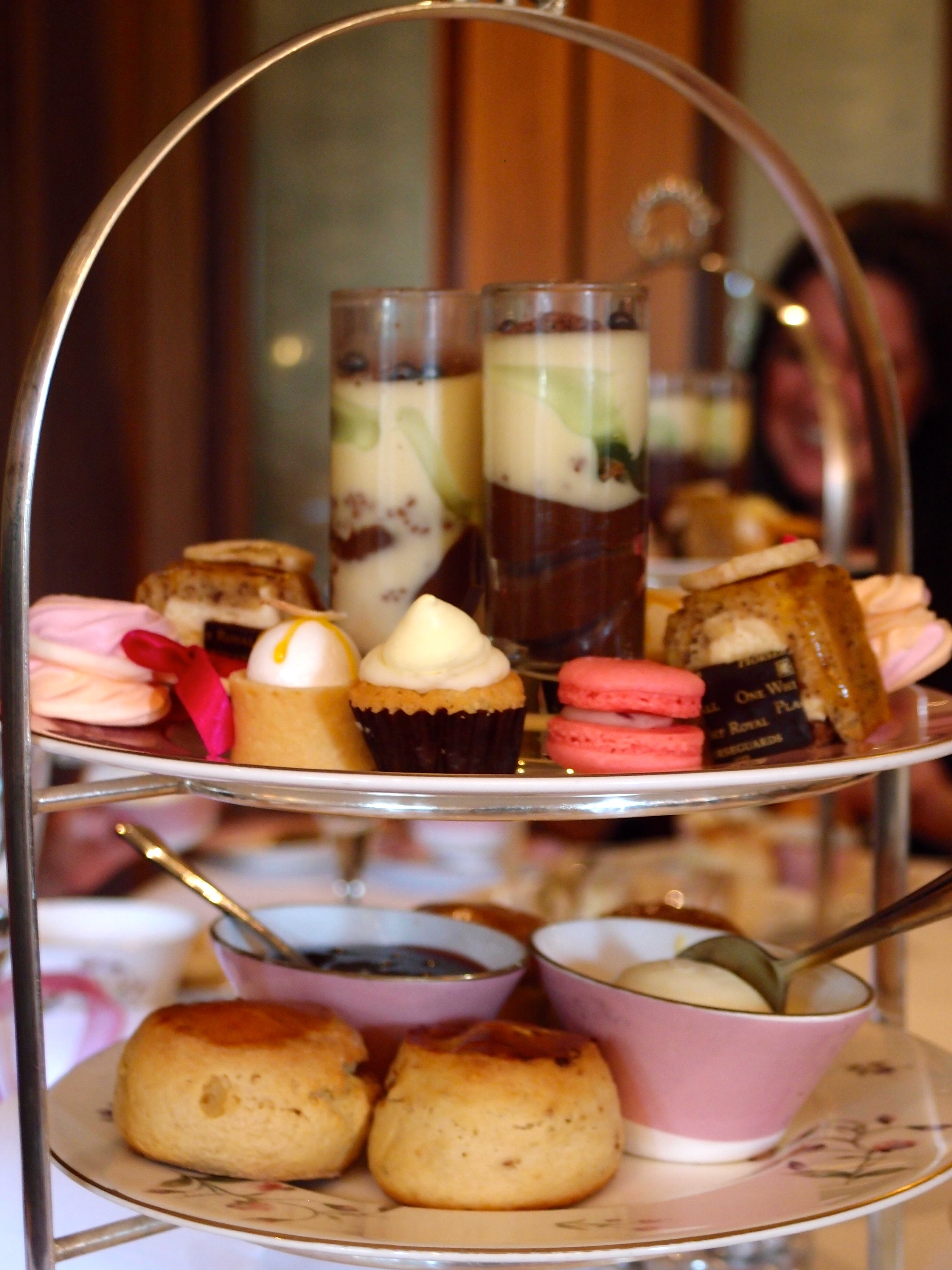 Afternoon Tea, Royal Horseguards Hotel, London