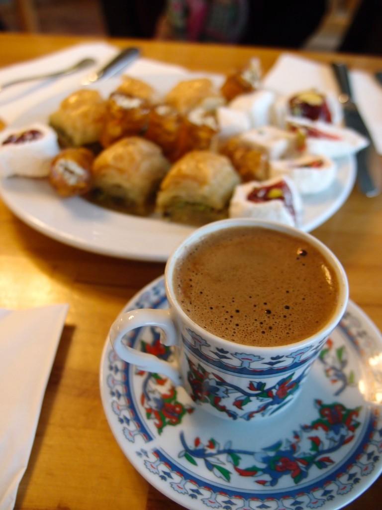 Black Coffee, Istanbul, Turkey