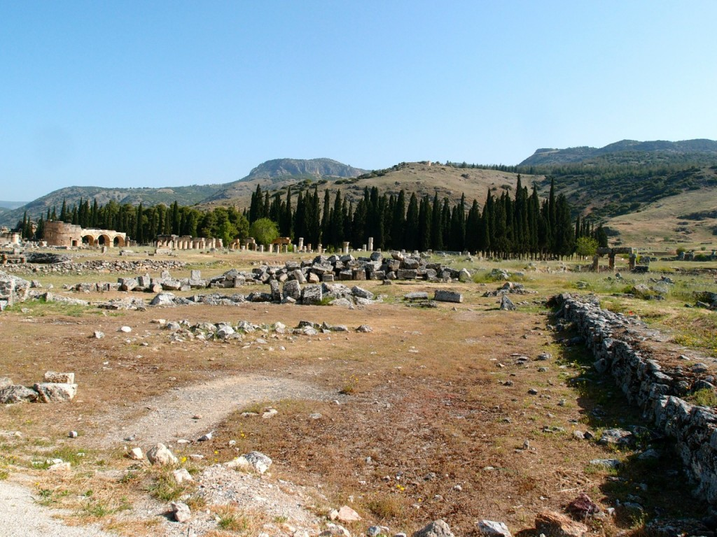 Hierapolis, Turkey