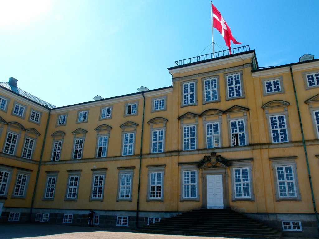 Frederiksberg Palace, Copenhagen, Denmark
