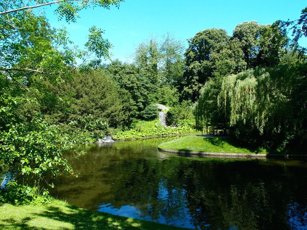 Frederiksberg Park, Copenhagen, Denmark