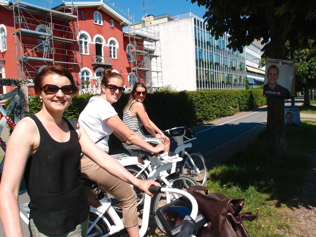 Bikes, Copenhagen, Denmark