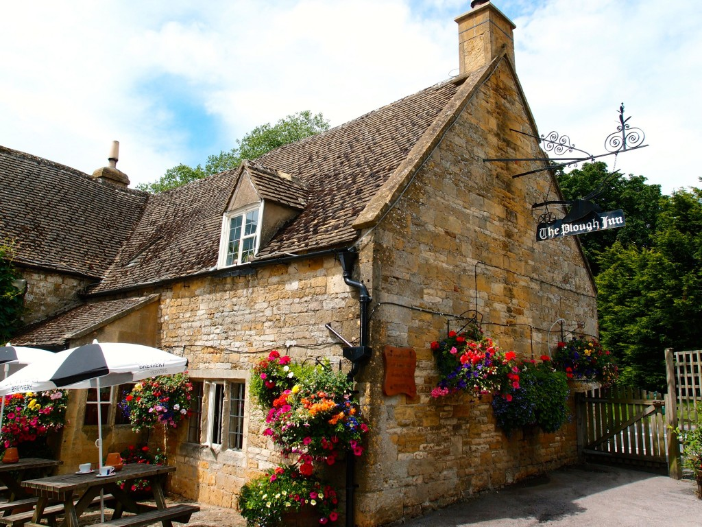 Plough Inn, Cotswolds, England