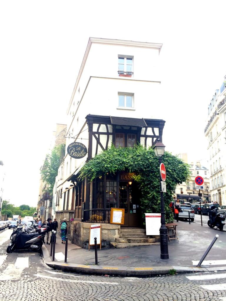 Le Basilic, Paris, France