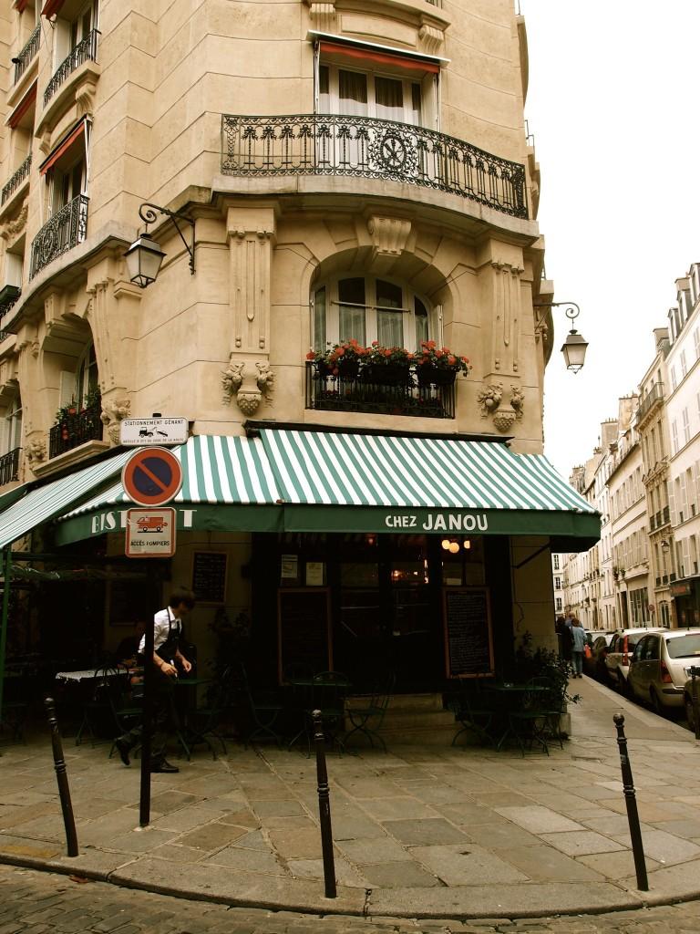 Chez Janou, Paris, France