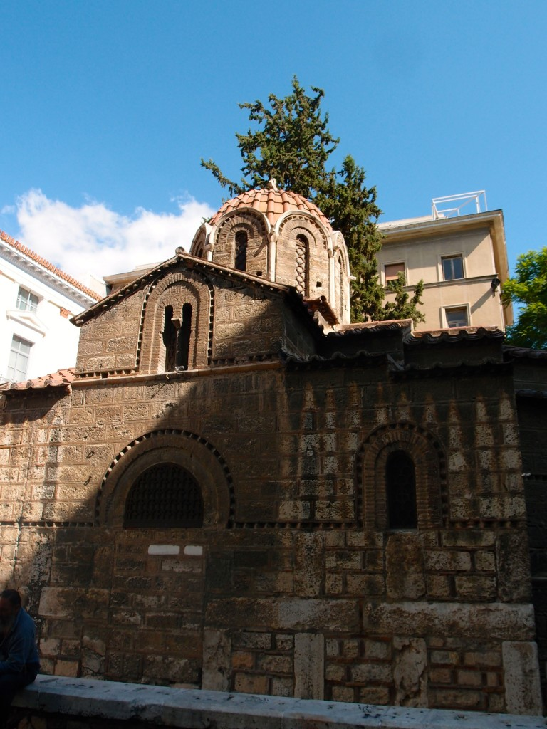 Church of Panagia Kapnikarea, Athens, Greece