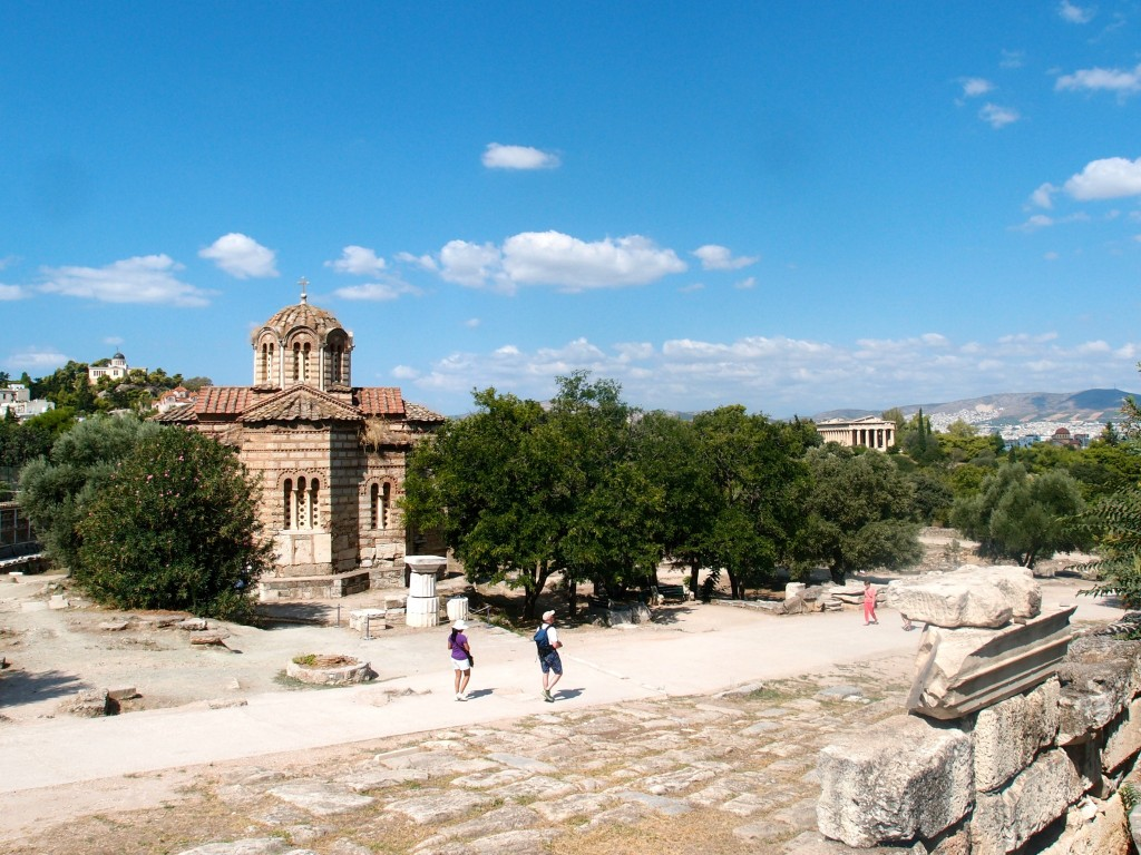 Ancient Agora, Athens, Greece