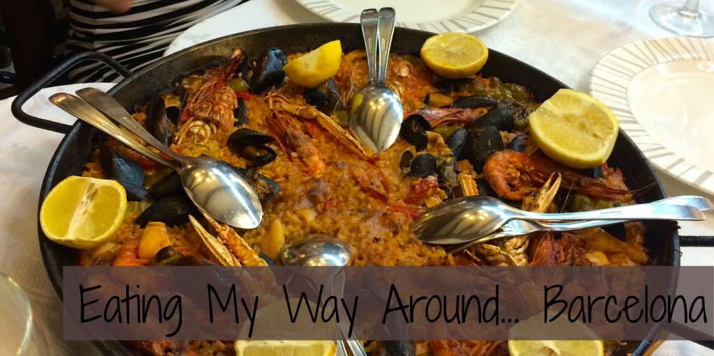Eating My Way Around Barcelona