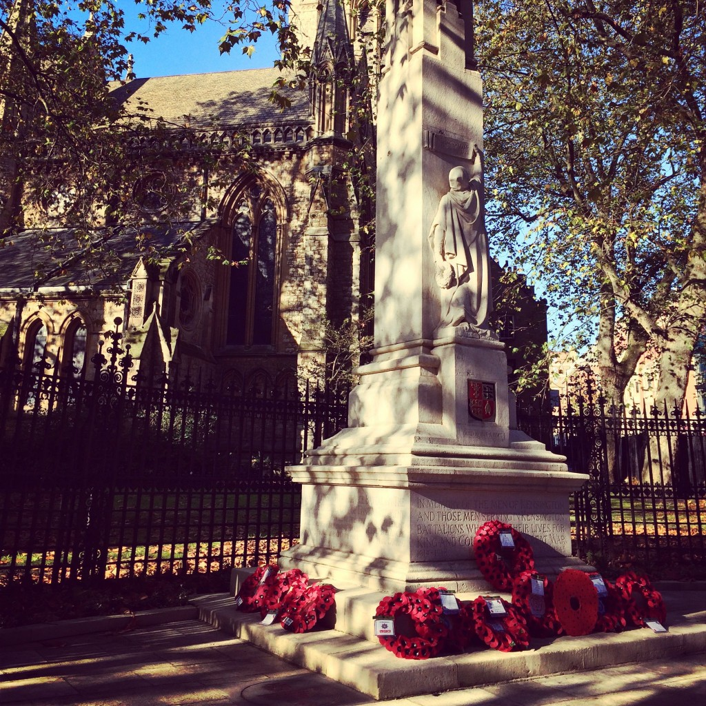 Remembrance Sunday, London, England