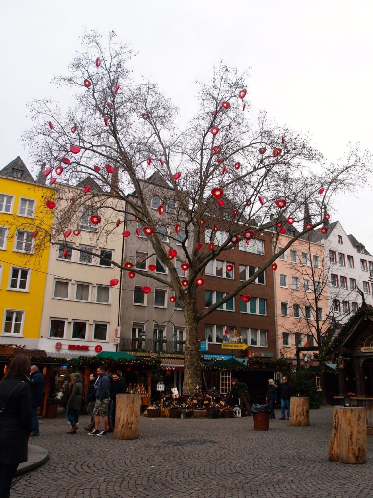 Christmas Markets, Cologne, Germany