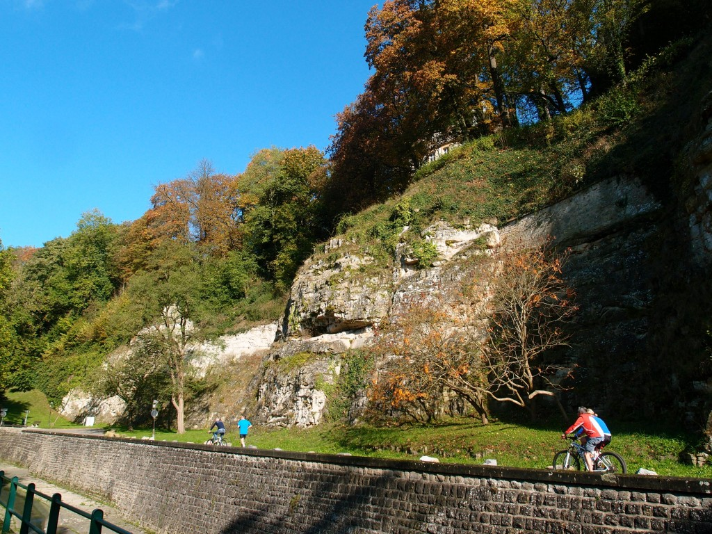 Valley of the Pétrusse, Luxembourg