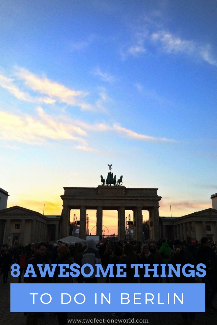 8 Awesome things Berlin, Germany
