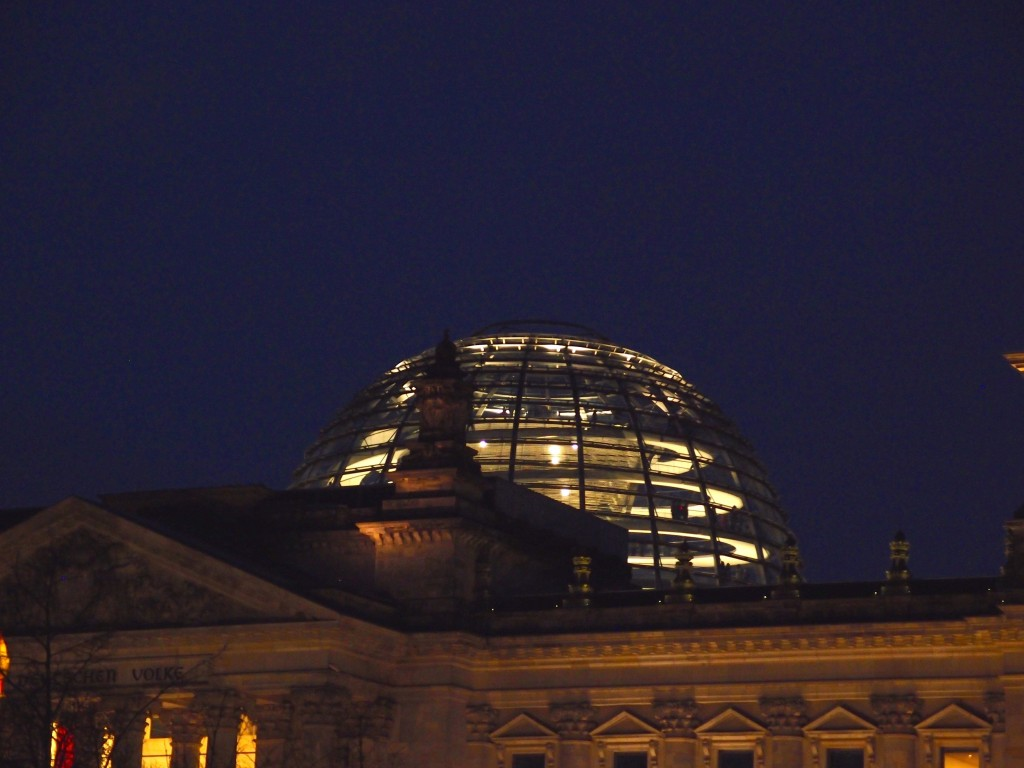 Reichstag Dome, Berlin, Germany