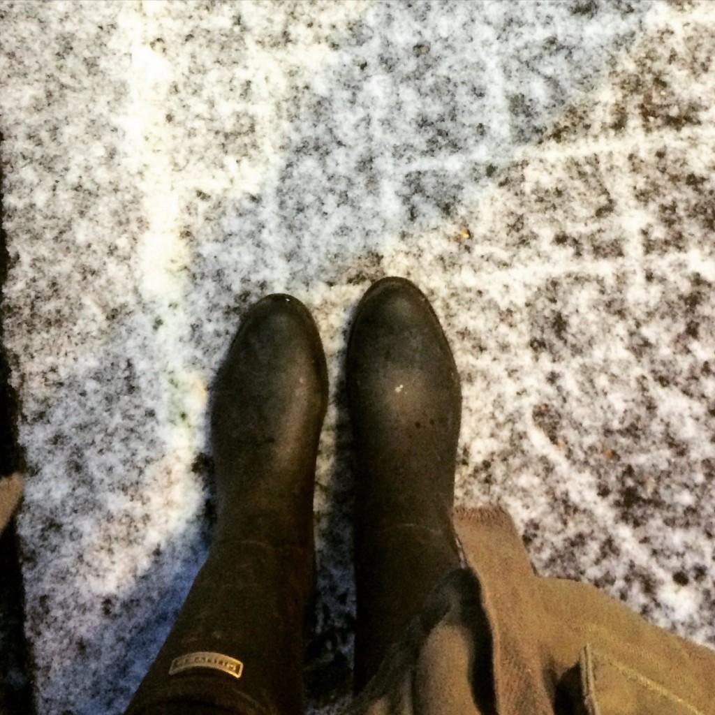 Snow, London