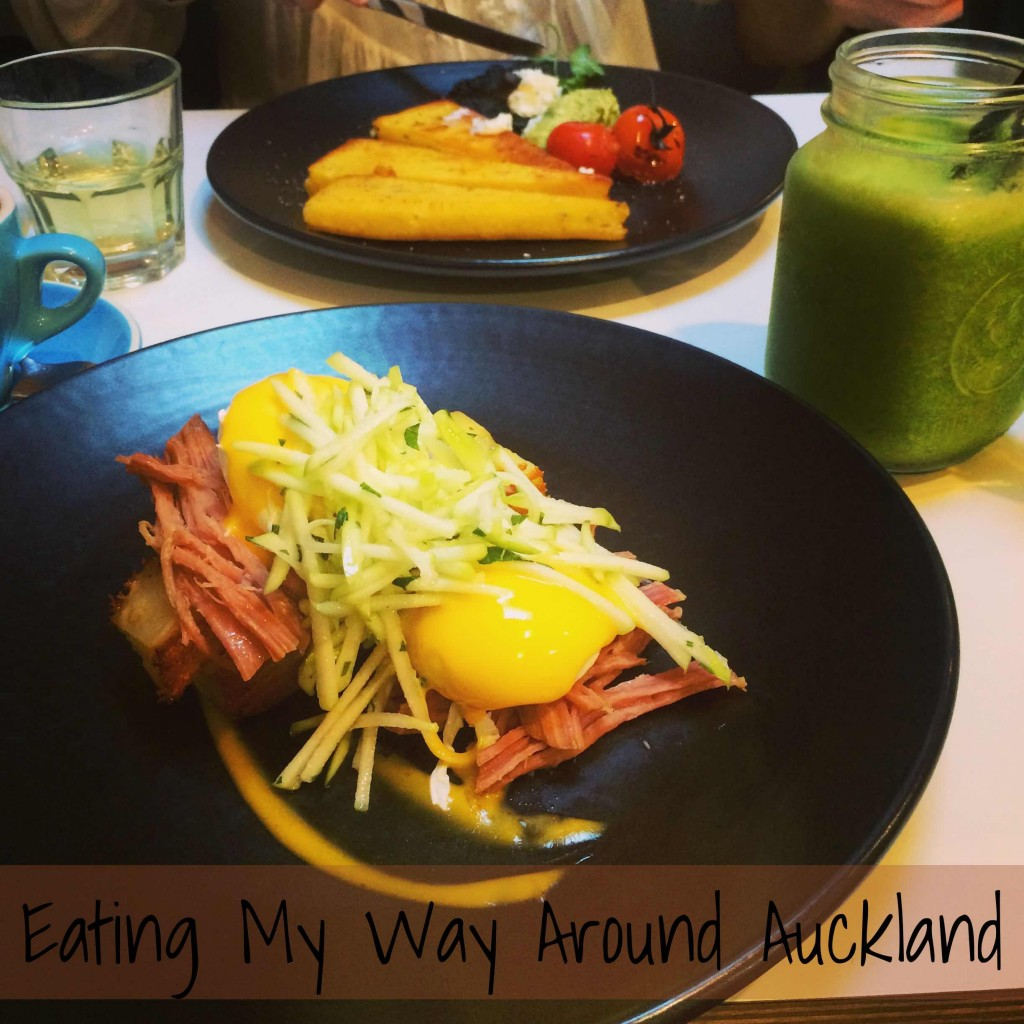 Eating My Way Around Auckland