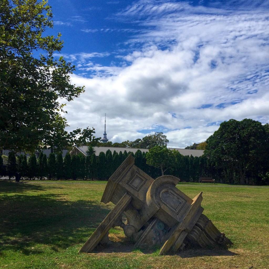 Western Park, Auckland, New Zealand
