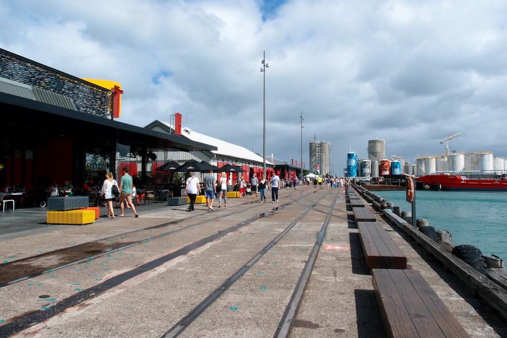 Wynyard Quarter, Auckland, New Zealand