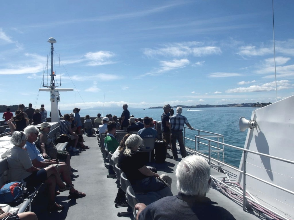 Ferry, Auckland, New Zealand