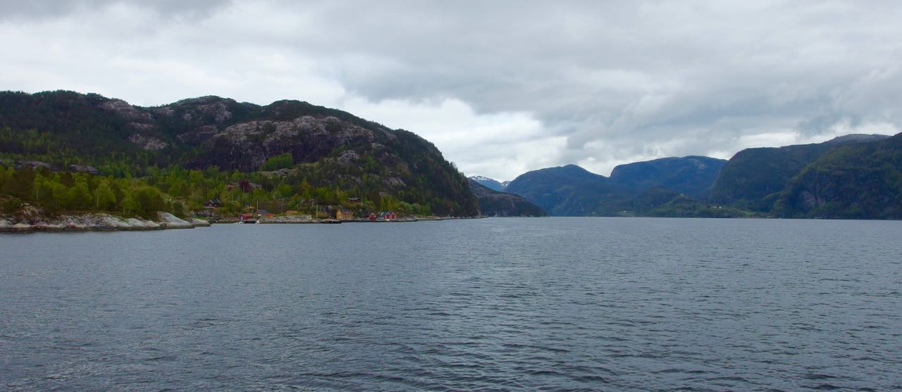 Fjord cruise, Bergen, Norway