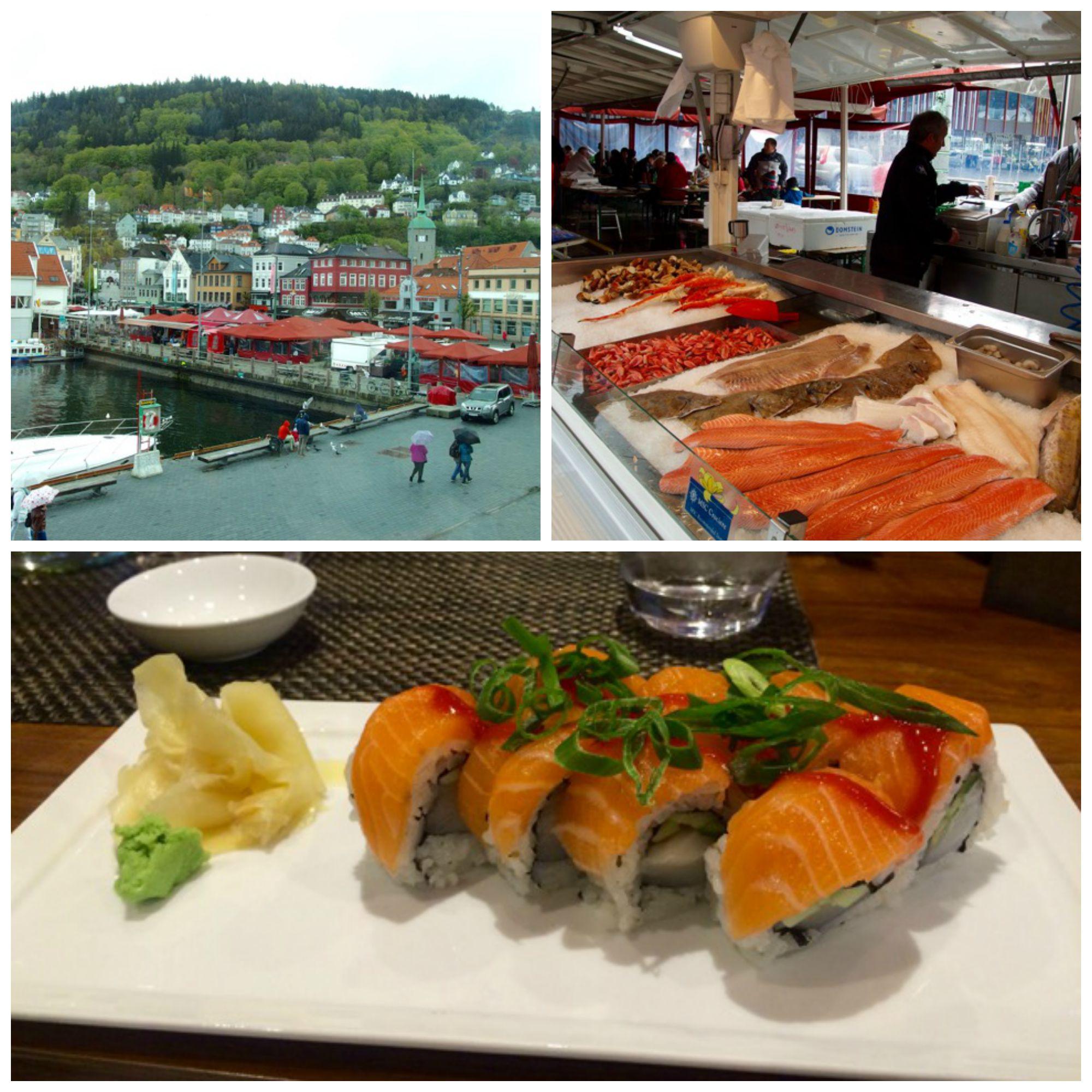 Food, Bergen, Norway
