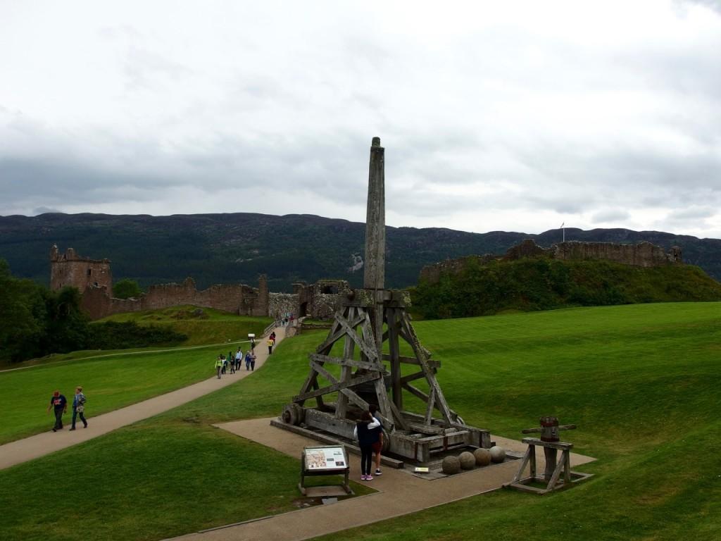 Urquhart Castle, Highlands, Scotland