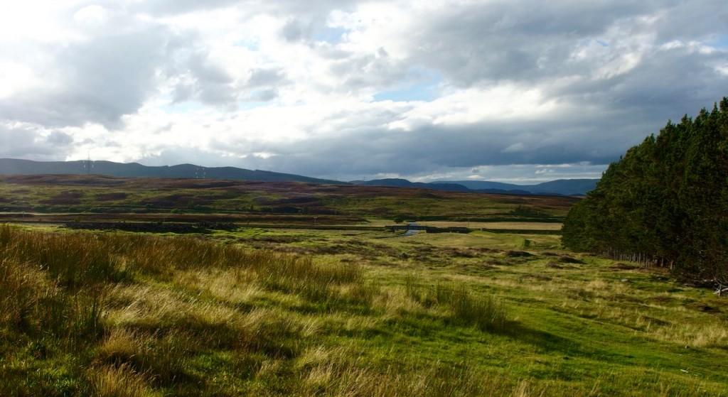 Road Trip, Highlands, Scotland