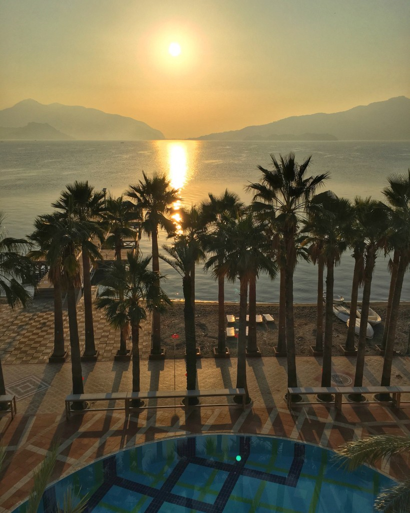 Sunrise, Marmaris, Turkey