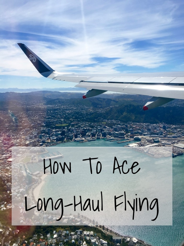 How to Ace Long-Haul Flying - Two Feet, One World