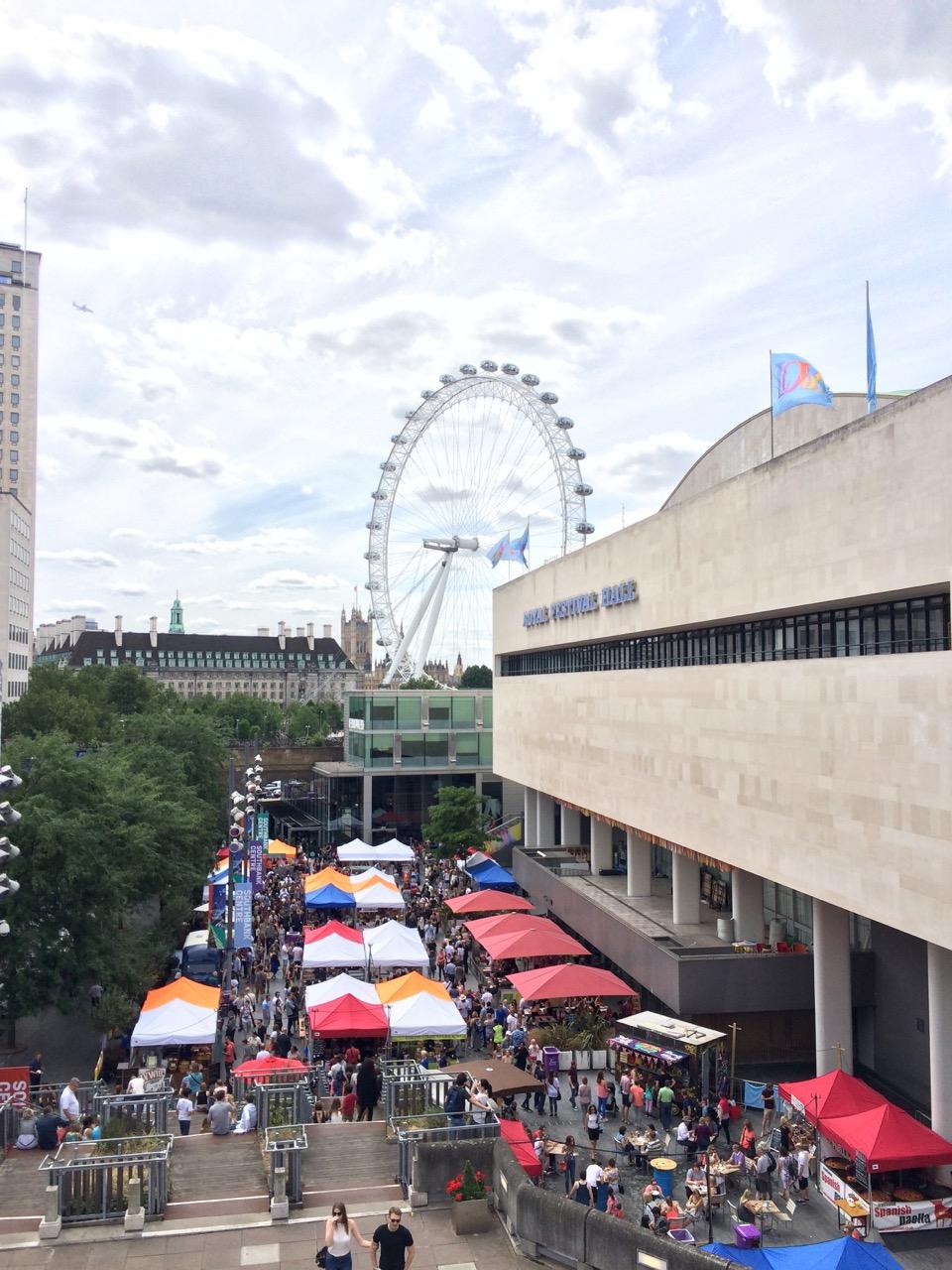 Southbank Centre Market, London