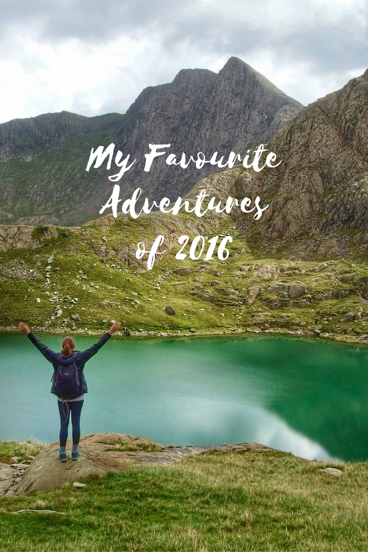 Favourite Adventures 2016