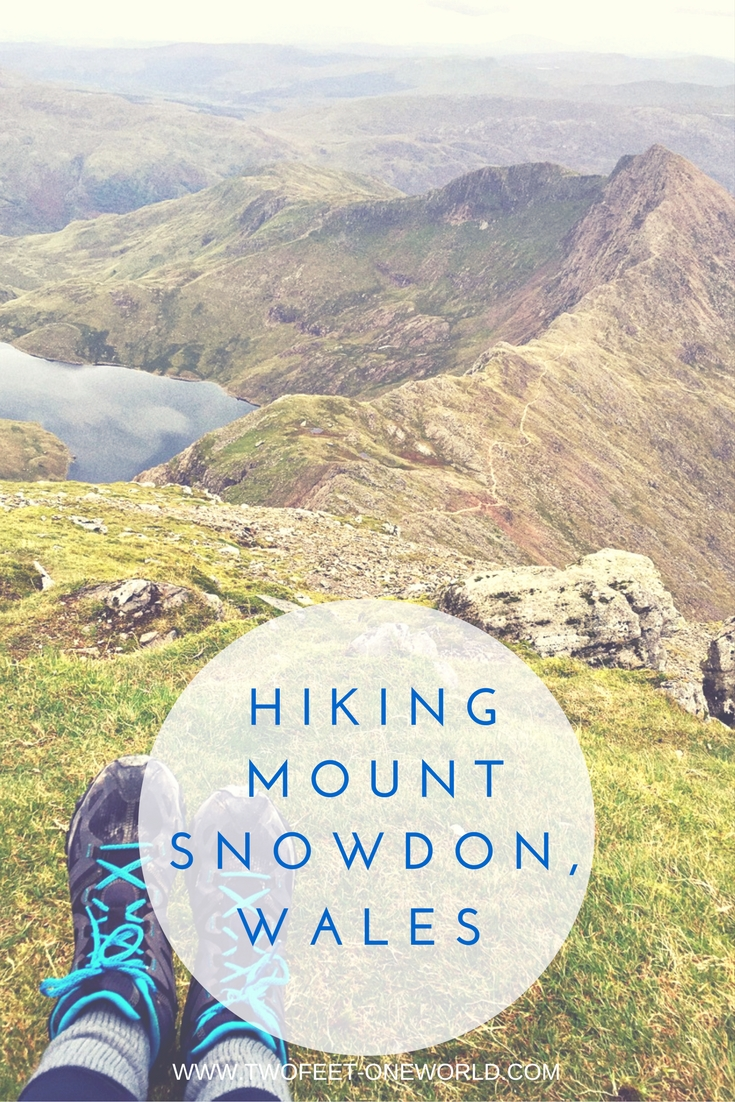 Mount Snowdon is Wales' highest peak and makes for a truly epic climb - check out my top tips here! - Two Feet, One World