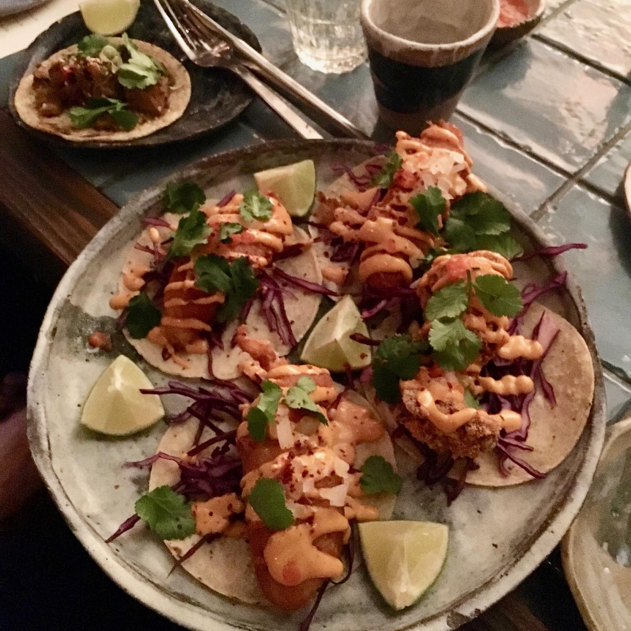 Tacos, London