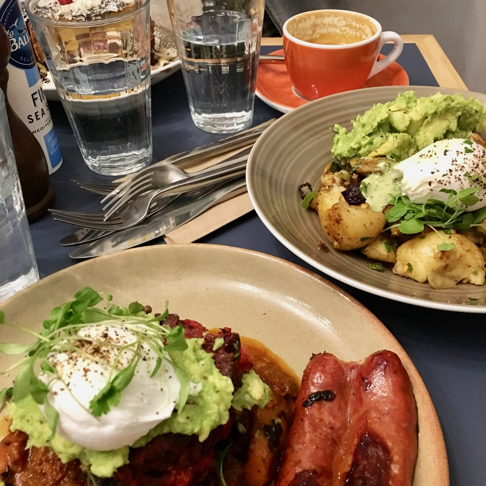 Brunch, Friends of Ours, London