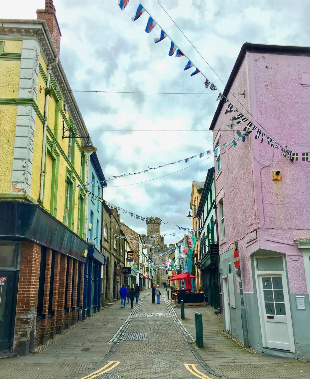 Caernarfon, Wales