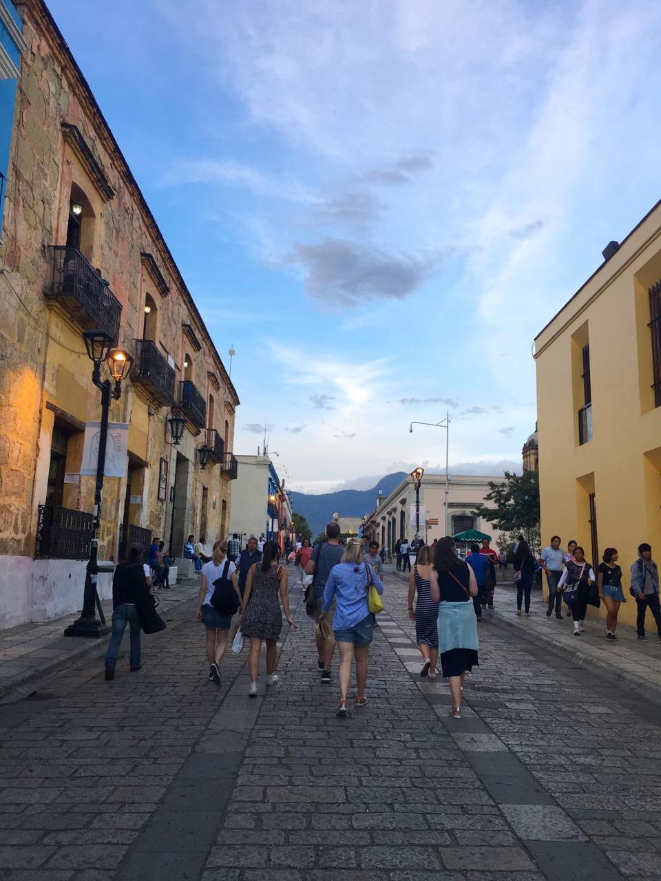Santo Domingo, Oaxaca, MexicoSanto Domingo, Oaxaca, Mexico